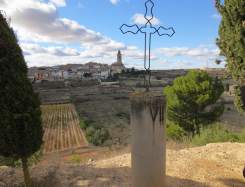 Homenatge al beat Doroteu de Vilalba dels Arcs