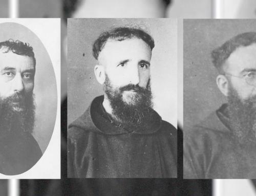 Beatificació de tres màrtirs caputxins al novembre
