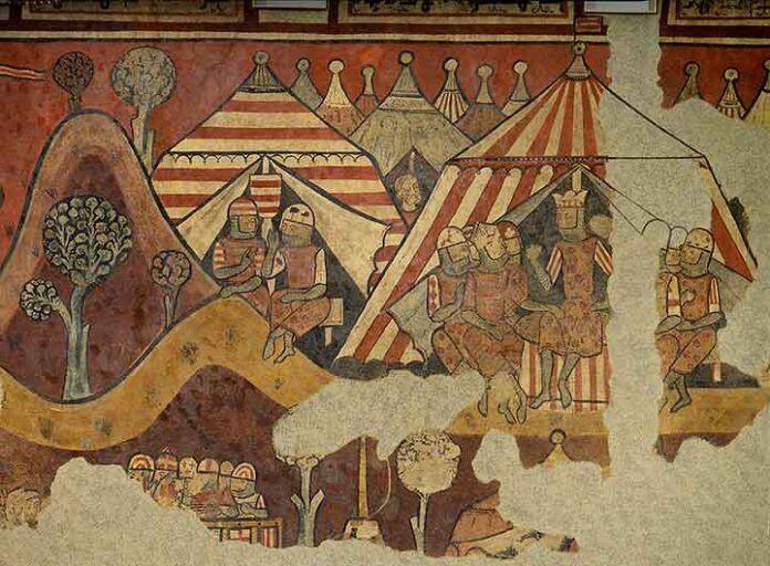 Arribada dels franciscans a Mallorca