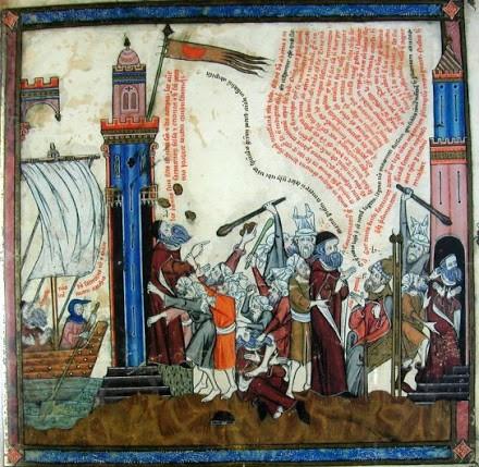 Mort del beat Ramon Llull