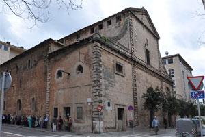 Refundació del convent de Mallorca