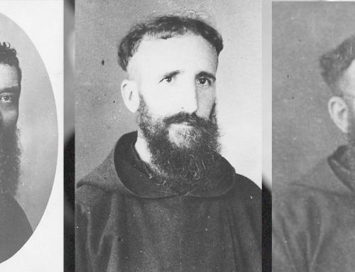 Beatificació 3 màrtirs caputxins a Manresa – 6 de novembre