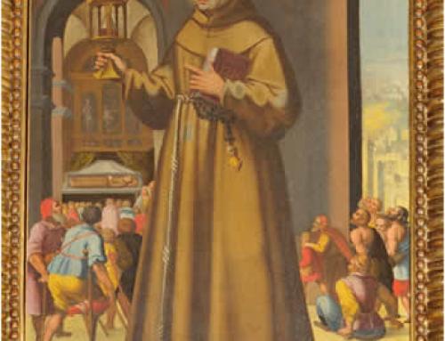 Sant Jaume de la Marca, franciscà observant | 28 de novembre