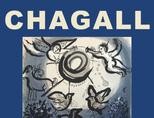 """Exposició """"Chagall. Els estats de l'ànima"""""""