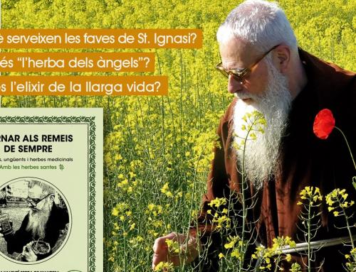 """Conferència """"Les herbes santes en temps de sant Ignasi"""""""